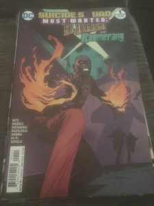 DC Suicide Squad #1 Mint Miost Wanted