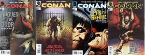 CONAN (2004 DH) 41-44  Rogues In The House COMICS BOOK