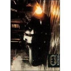 1992 Topps Stadium Club Batman Returns BATMOBILE #43