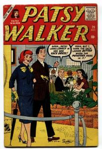 Patsy Walker #79 comic book 1958-Marvel-paper-dolls-elusive issue