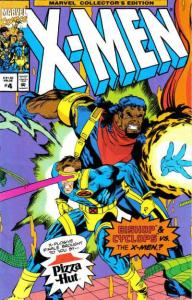 Marvel Collector's Edition: X-Men #4, NM- (Stock photo)