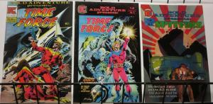 BOLD ADVENTURE (1983 PC) 1-3 Rudy Nebres complete set!