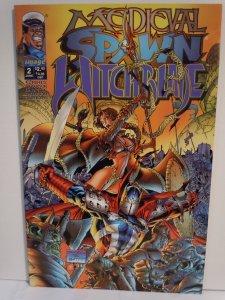 Medieval Spawn / Witchblade #2