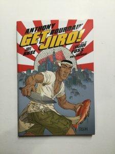 Get Jiro! Anthony Bourdain Tpb Hardcover Hc Near Mint Nm Vertigo