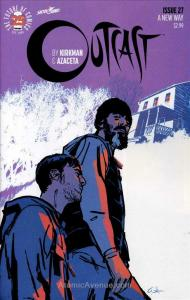 Outcast (Image) #27 VF/NM; Image | save on shipping - details inside