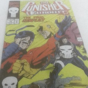 The Punisher #70 (1992) Mint
