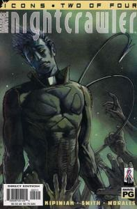 Nightcrawler (Vol. 2) #2 FN; Marvel   save on shipping - details inside