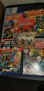 Sergeant Fury And His Howling Commandos Comic Book Loy