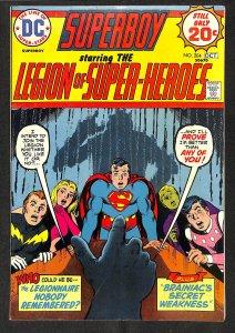 Superboy #204 (1974)