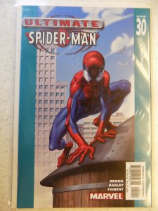 ULTIMATE SPIDER-MAN # 30