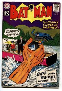 Batman Comics #146 1962- Bat-Mite- DC Comics- Silver Age fn