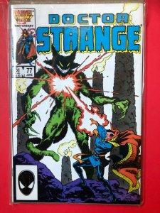 DR.STRANGE  V1 #77  1980'S  MARVEL / HIGH CONDITION