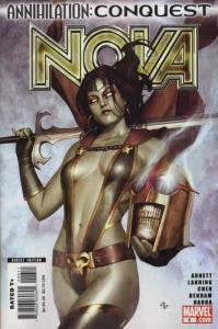 Nova (4th Series) #6 VF; Marvel   save on shipping - details inside
