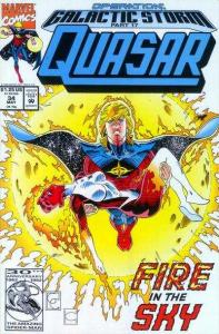 Quasar #34, Fine+ (Stock photo)