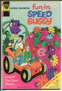 Hanna-Barbera Fun-In #15 1974-Speed Buggy-final issue-Whitman edition G