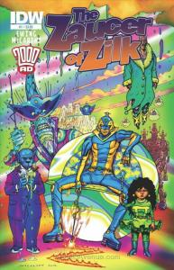 Zaucer of Zilk, The #1 VF/NM; IDW | save on shipping - details inside