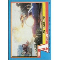 1983 Topps The A-Team ON TARGET! #58
