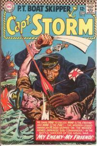 CAPTAIN STORM (1964-1967) 15 F-VF Oct. 1966 COMICS BOOK