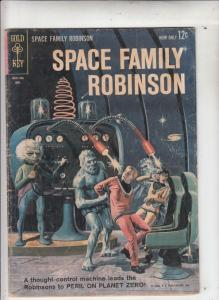 Space Family Robinson, Lost In Space #3 (Jun-63) VG Affordable-Grade Will Rob...