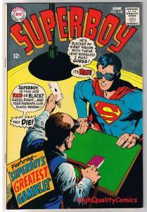 SUPERBOY #148, VF, Krypto, Neal Adams, Smallville,1949,  (a), Greatest Gamble
