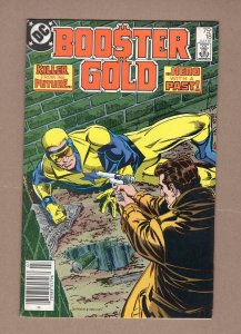 Booster Gold #18 (1987)