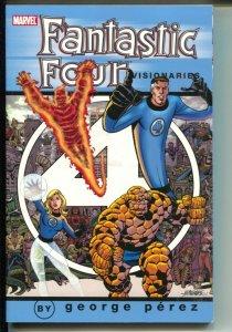 Fantastic Four: Visionaries-George Perez-Vol 1-2005-PB-VG/FN