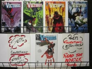 VICTORIES (2012 DH) 1-5  Michael Avon Oeming