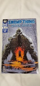 Swamp Thing Winter Special #1 - NM - DC 2018