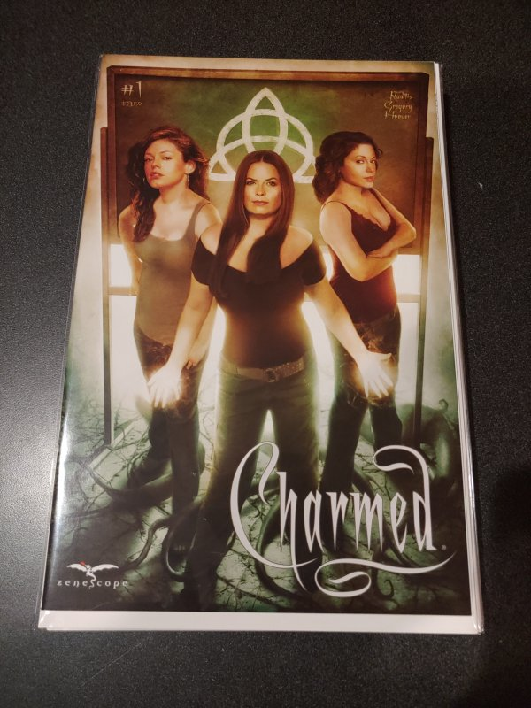 Charmed #1 (2010)