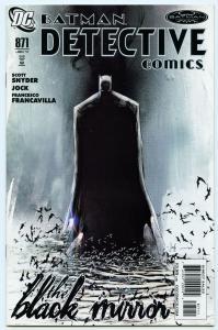 Detective Comics 871 Jan 2011 NM- (9.2)