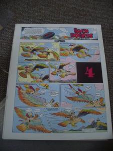BUCK ROGERS #4-ITALIAN SUNDAY STRIP REPRINTS-CALKINS FN