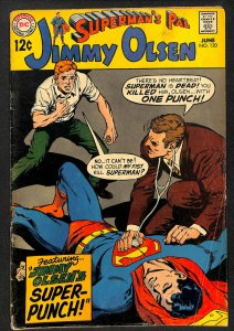 Superman's Pal, Jimmy Olsen #120 (1969)