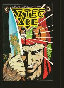 Eclipse Comics Aztec Ace #10 (1985)