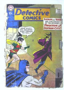 Detective Comics (1937 series) #283, Fair+ (Actual scan)