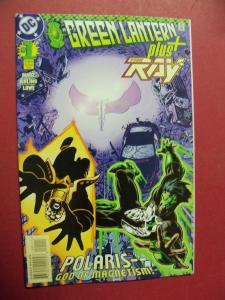 GREEN LANTERN PLUS THE RAY #1 HIGH GRADE ( 9.4) OR BETTER
