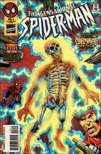 Marvel THE SENSATIONAL SPIDER-MAN (1996 Series) #3 NM