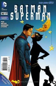 Batman/Superman #14C VF/NM; DC | save on shipping - details inside