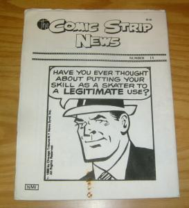 Comic Strip News #14 FN; Quality Comic Art Productions | save on shipping - deta