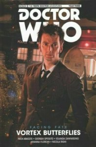 Doctor Who: The Tenth Doctor Year Three HC #2 VF/NM; Titan | save on shippin