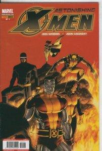 Astonishing X Men volumen 2 numero 01