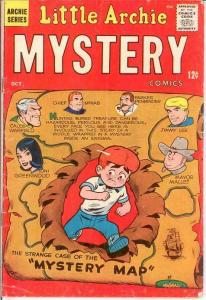 LITTLE ARCHIE MYSTERY (1963)2 VG October 1963 COMICS BOOK
