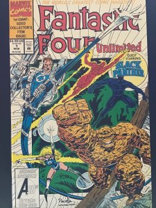 Fantastic Four Unlimited #1 (1993)