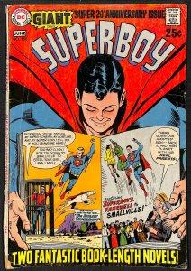 Superboy #156 (1969)