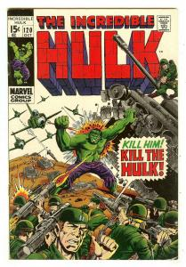 Incredible Hulk 120