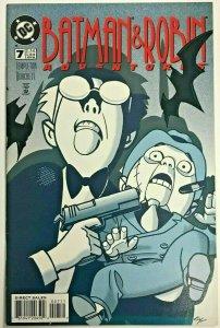BATMAN & ROBIN ADVENTURES#7 VF 1996 DC COMICS