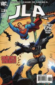 JLA: Classified #26 VF/NM; DC   save on shipping - details inside