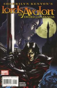 Lords of Avalon: Sword of Darkness #1 VF; Marvel | save on shipping - details in