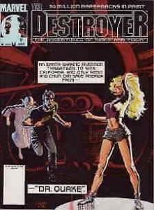 Destroyer, The (Magazine) #9 FN; Marvel | save on shipping - details inside