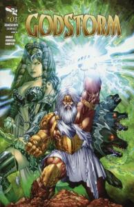 GODSTORM #0, NM, Grimm Fairy Tales, Zenescope, 2012, more in store