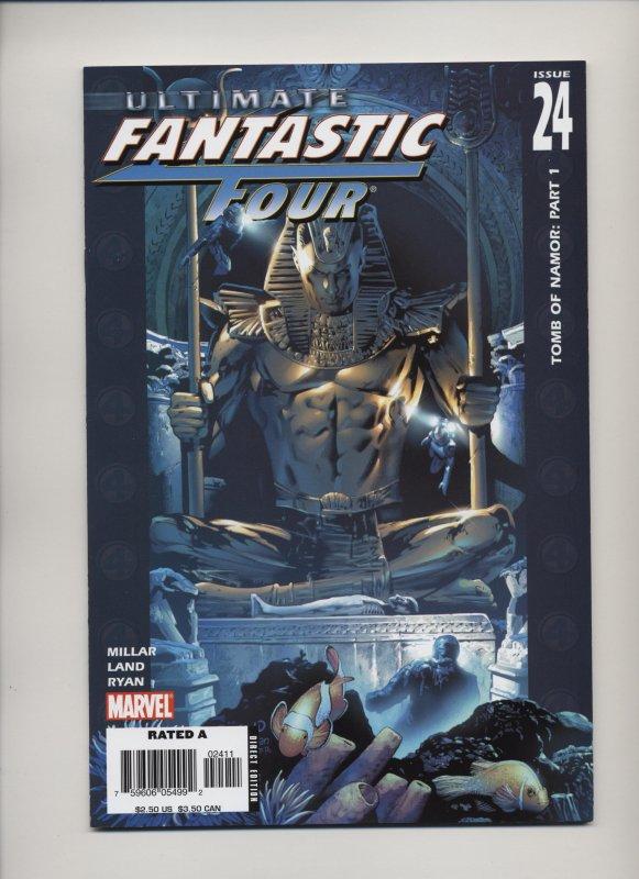 Ultimate Fantastic Four #24 (2005)